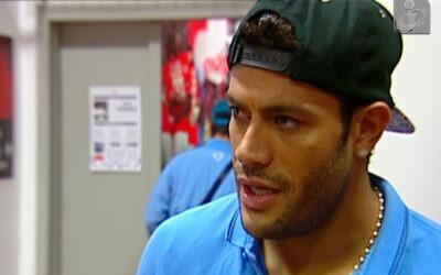 Hulk: «Racismo? Só uma vez, num jogo contra o Benfica»