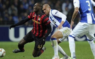 UEFA multa FC Porto em 20 mil euros por insultos racistas frente ao City