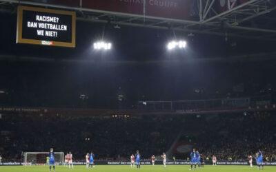Projeto português contra racismo no futebol recebe apoio de rede internacional