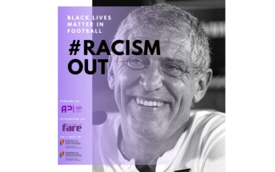 FERNANDO GOMES LAMENTA RESULTADOS DO ESTUDO QUE PROVA RACISMO NO FUTEBOL EM PORTUGAL